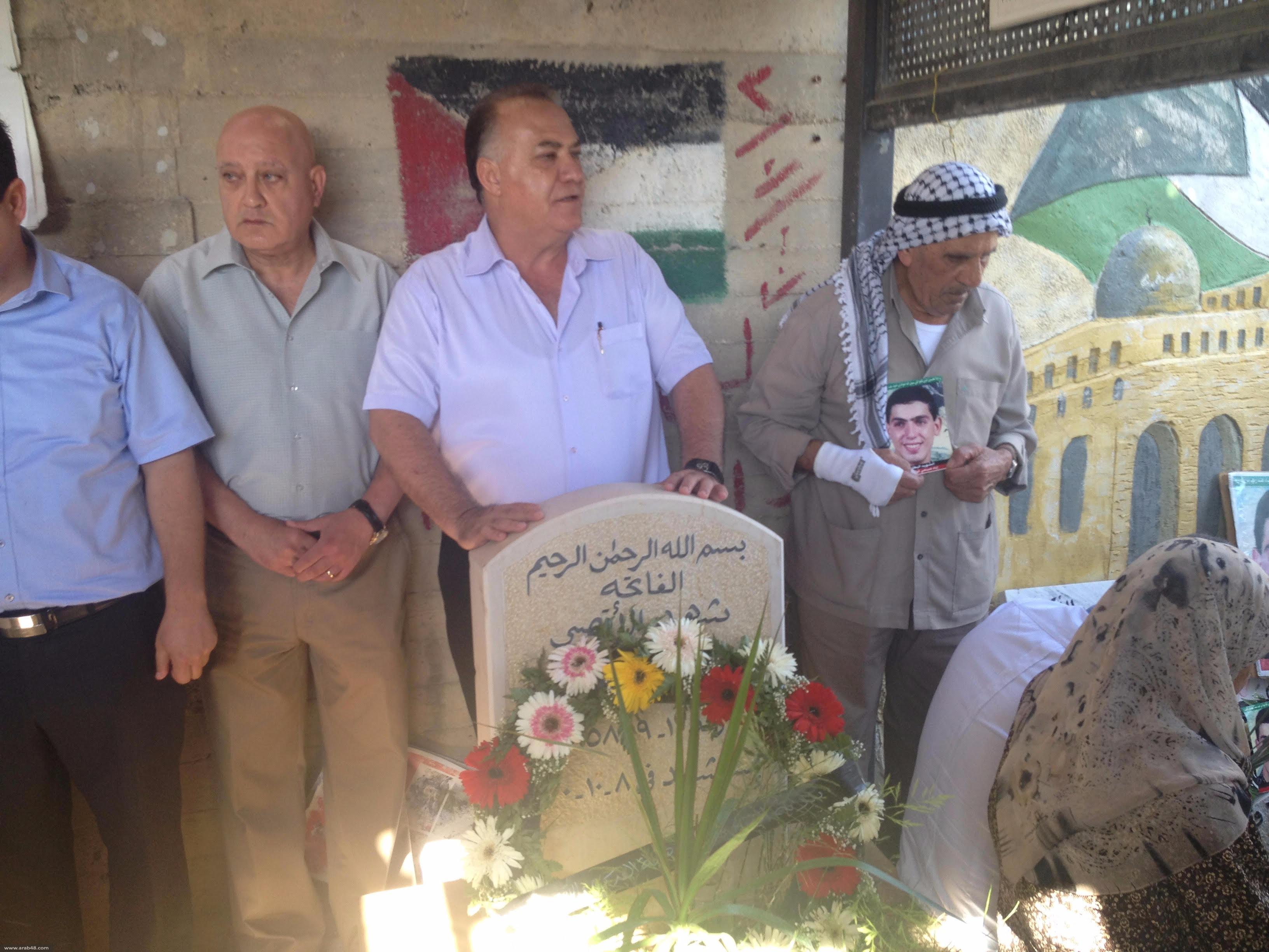 الناصرة: إحياء ذكرى هبة القدس والأقصى وزيارة أضرحة الشهداء