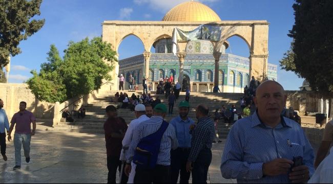غطاس يطالب بوقف محاصرة حافلات الأقصى بالبلدات العربية