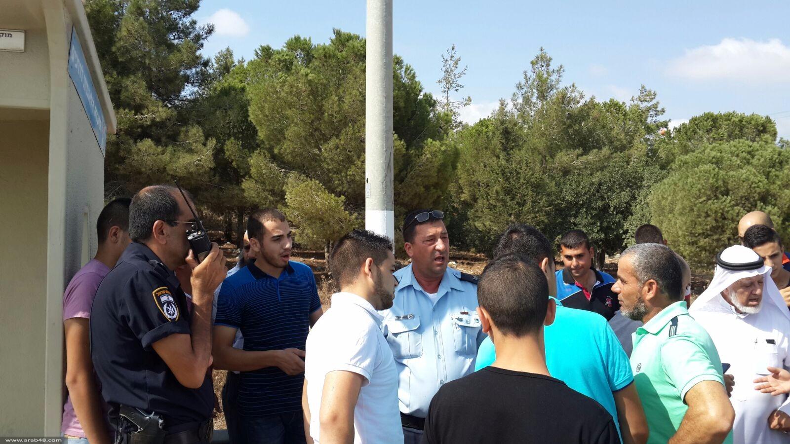 الشرطة توقف حافلات متجهة للأقصى قرب كفر مندا