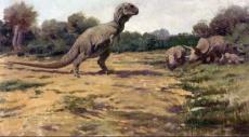 كوارث طبيعية بين أسباب انقراض الديناصورات