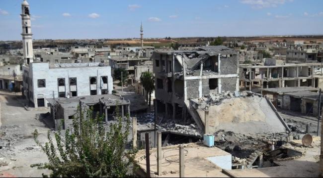"""سوريا: مقتل 7 مدنيين بغارات روسية ومطالبتها بالتركيز على """"داعش"""""""
