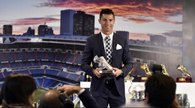 ريـال مدريد يحتفل بالرقم القياسي لرونالدو قبل الأوان