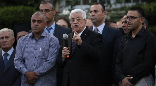عباس يجدد التزامه بما جاء بخطابه بالأمم المتحدة