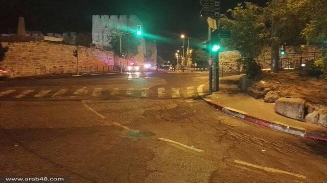 مواجهات في عدد من أحياء القدس المحتلة
