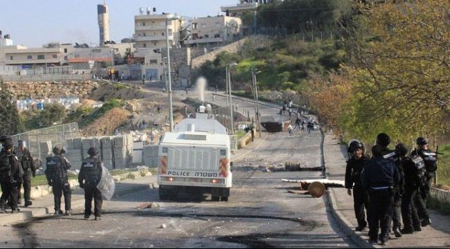 القدس: إطلاق نار باتجاه مركبة إسرائيلية قرب العيسوية