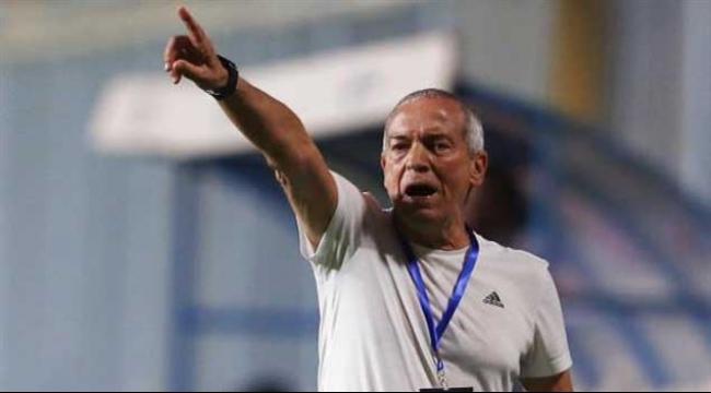 المدرب فيريرا يؤمن بقدرة الزمالك على التأهل