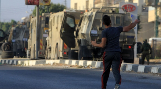 نابلس: إصابات واعتقالات في مواجهات مع الاحتلال
