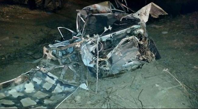 النقب: مصرع شابين وإصابة اثنين في حادث طرق