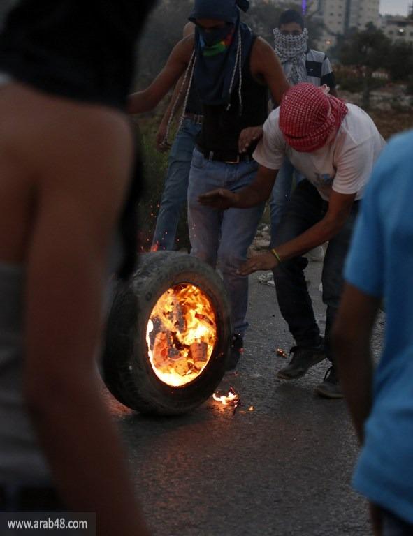مواجهات في القدس والضفة: 395 إصابة خلال يوم واحد