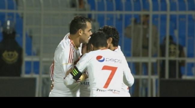 الزمالك يخرج من كأس الاتحاد الأفريقي رغم فوزه