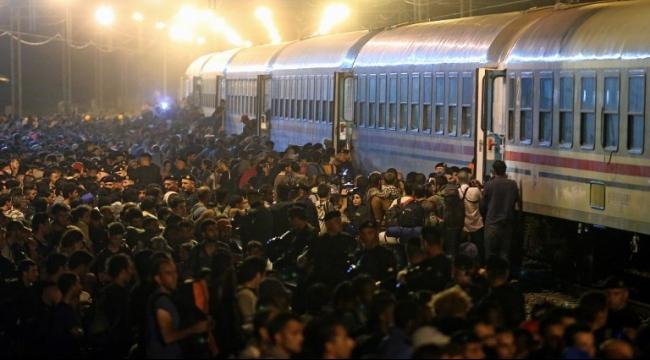 630 ألف مهاجر غير شرعي دخلوا الاتحاد الاوروبي منذ مطلع العام