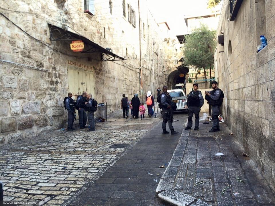 القدس: إغلاق أبواب الأقصى باستثناء حطة لمن عمره فوق الخمسين