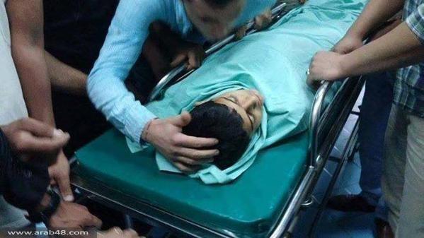 بيت لحم: تشييع الطفل الشهيد عبد الرحمن أبو شنب