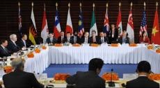 معاهدة تجارية الأكبر تاريخيا وتمثل 40% من الاقتصاد العالمي