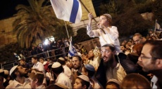 تظاهرة اليمين في القدس: إجماع على الاستيطان وأمن المستوطنين