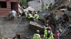 غواتيمالا: ارتفاع عدد القتلى في انزلاق التربة إلى 131