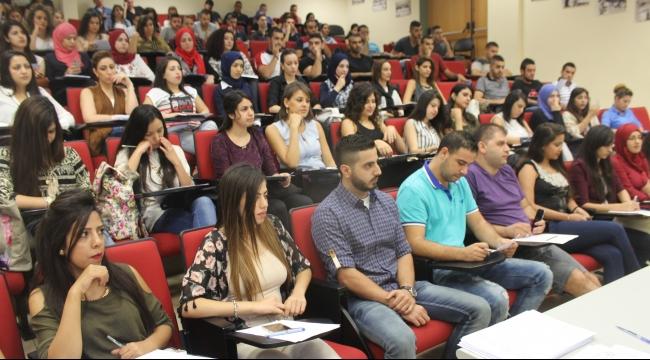 الناصرة: مدرسة المستشفى الإنجليزي للتمريض تستقبل طلابها