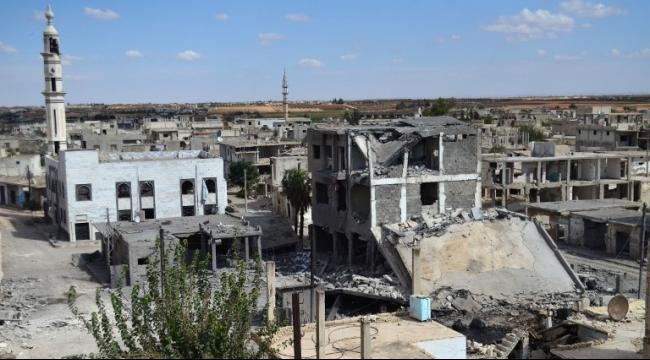 """روسيا تدعي قصف 9 مواقع لـ""""داعش"""""""