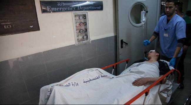 القدس: استئصال عين فتى أصيب بمواجهات مع الاحتلال