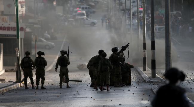 مواجهات في القدس والخليل وبيت لحم ونابلس وجنين
