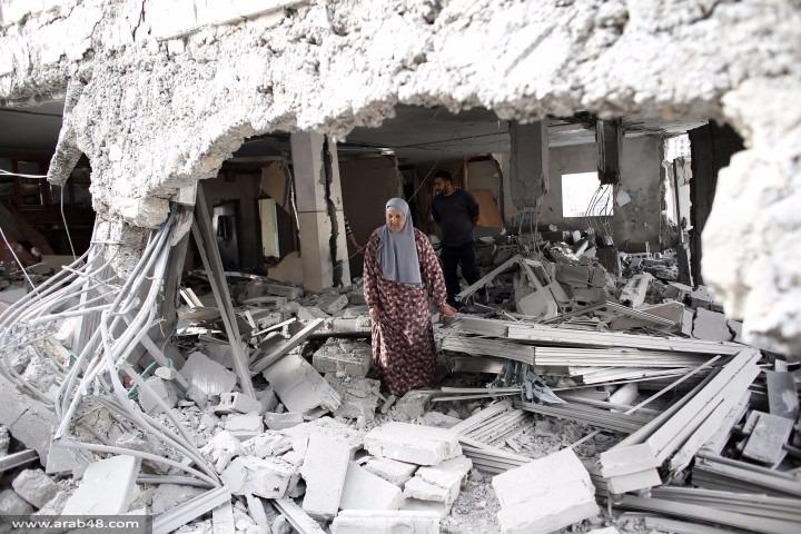 القدس: الاحتلال يفجر منزلي شهيدين ويغلق ثالثا