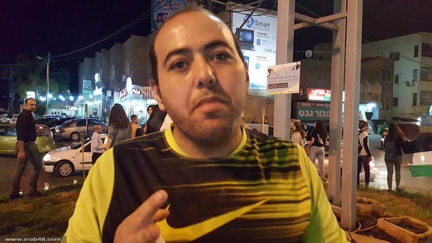 طمرة: شبيبة التجمع تنظم تظاهرة تنديدا بالاعتداءات ضد الأقصى