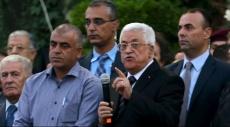عباس يدعو أجهزته الأمنية إلى منع حصول تصعيد