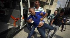 اليوم: 61 إصابة بالرصاص الحي والمطاط والعشرات بالغاز بالضفة