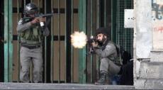 الضفة الغربية: ثلاثة إصابات بالرصاص الحي في مواجهات مع الاحتلال