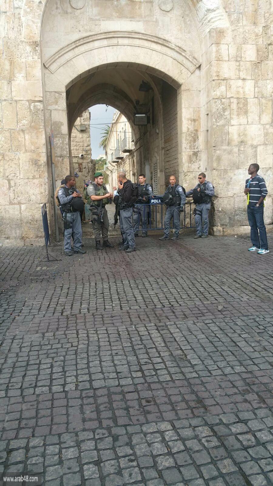 القدس المحتلة: إصابة شابة فلسطينية بنيران مستوطن