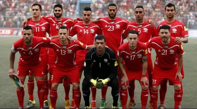 تأجيل مباراة فلسطين والسعودية حتى إشعار آخر