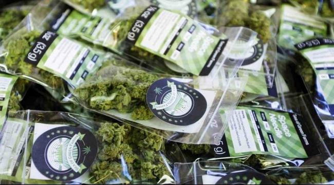 ولاية أوهايو تقاضي مدينة لعدم تجريمها الماريجوانا