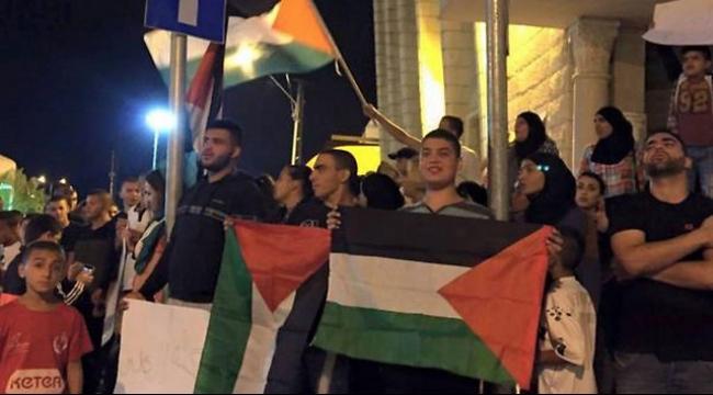 اللد: مواجهات واعتقالات خلال وقفة احتجاجية