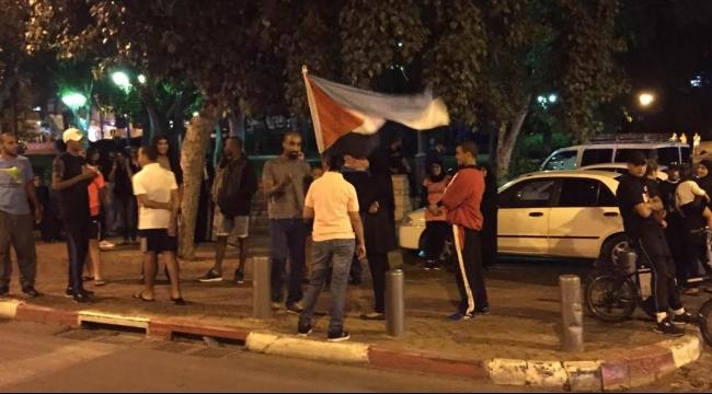 يافا: تجدد المواجهات واعتقال 4 قاصرين