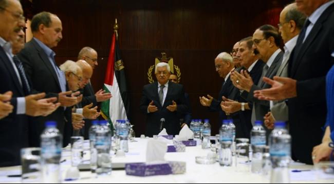 """""""التنفيذية"""" تدعو لحماية دولية؛ عباس: لا نريد تصعيدا عسكريا"""