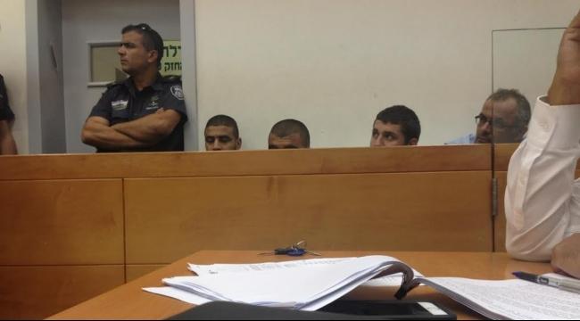 المحكمة تمدد اعتقال خمسة نشطاء من اللد