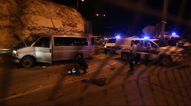 ليست عملية دهس: الشرطة تطارد مقدسيا والجنود يطلقون النار