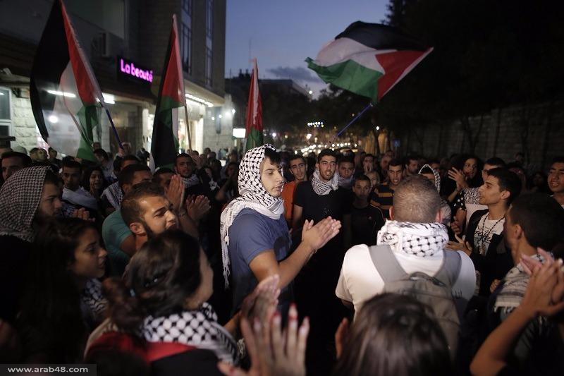 27 معتقلا على الأقل في مظاهرتي الناصرة وطمرة