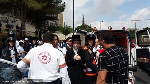 القدس: عملية طعن واعتقال منفذها