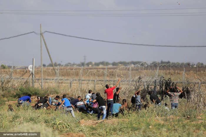 غزة: استشهاد 7 فلسطينيين برصاص الاحتلال