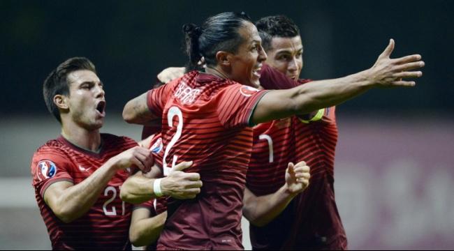 البرتغال تضمن بطاقة تأهلها إلى نهائيات يورو 2016