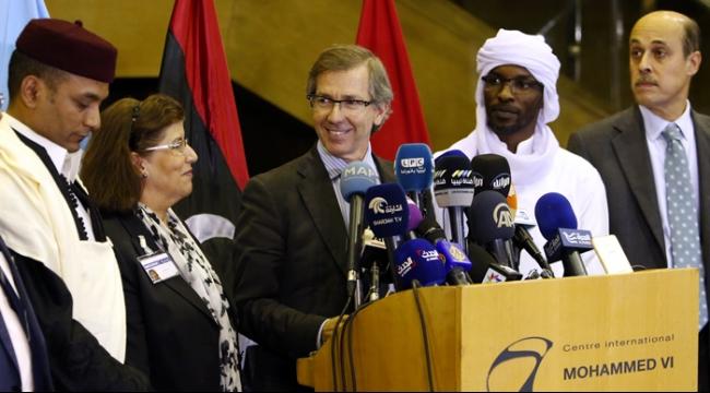 الأمم المتحدة تعلن حكومة وفاق ليبية