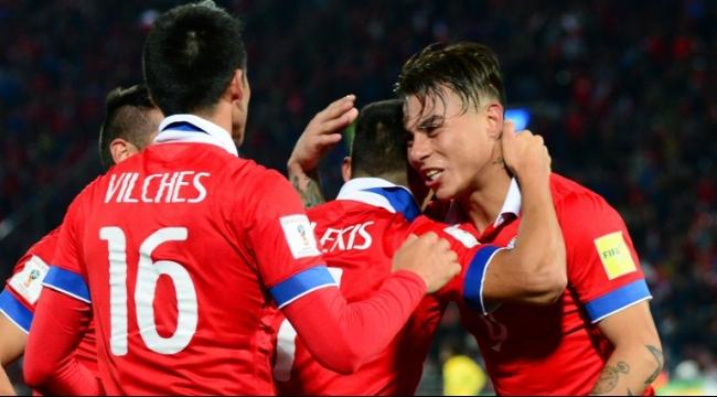 تشيلي يستهل تصفيات المونديال بفوز على البرازيل