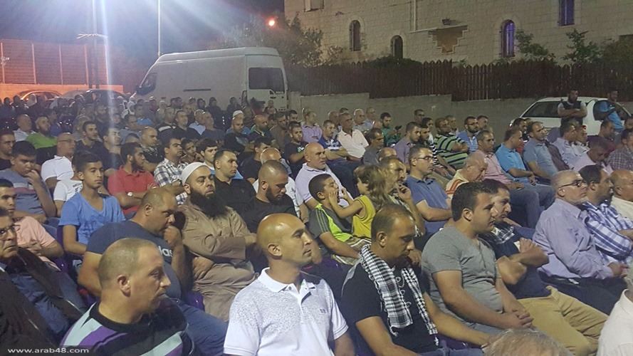 طمرة: إحياء ذكرى الشهيد عدنان خلف مواسي
