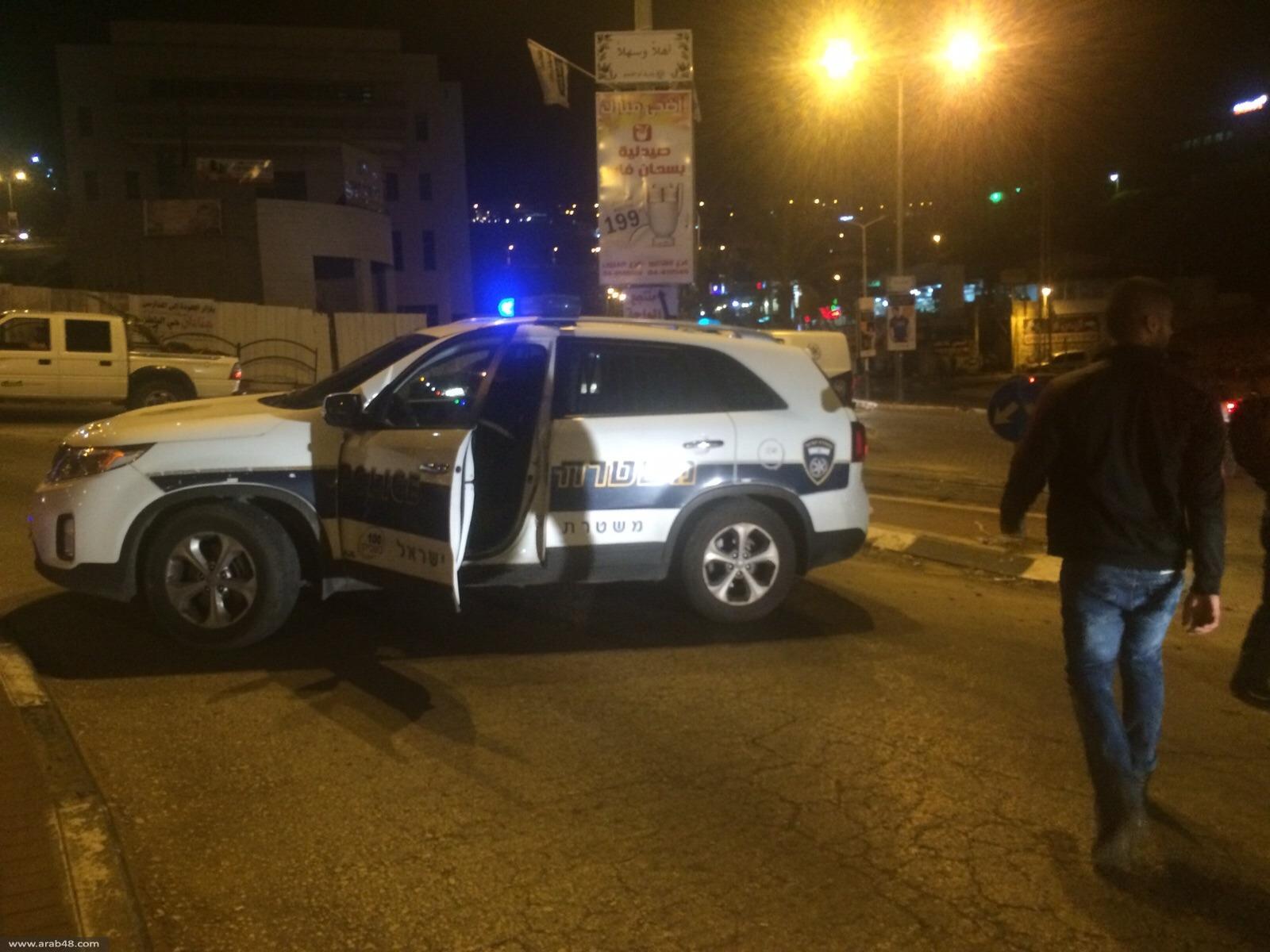 اعتقالات عشوائية واشتباكات في بلدات عدة بالداخل الفلسطيني