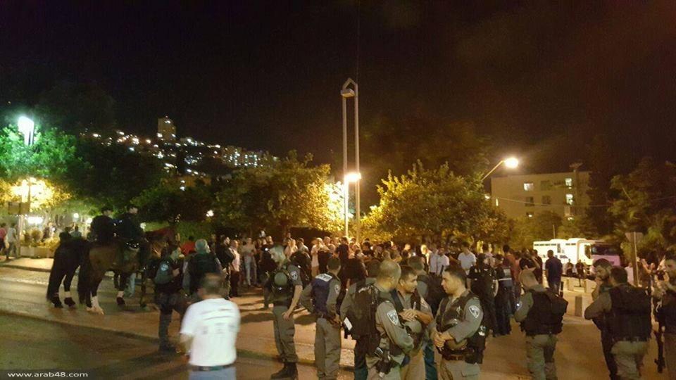 اليمين المتطرّف يهاجم العرب بحيفا