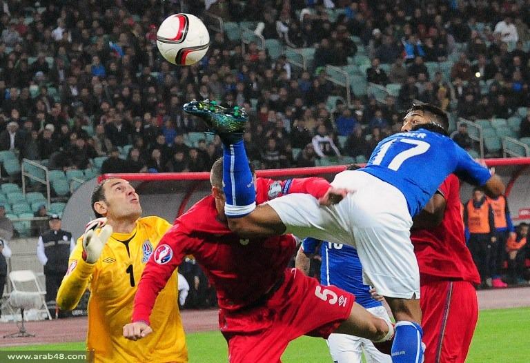 المنتخب الإيطالي يحسم تأهله إلى نهائيات يورو 2016