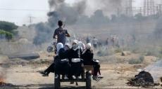 غزة: استشهاد طفلين وإصابة 23 مواطنا برصاص الاحتلال
