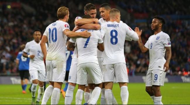 إنجلترا تواصل انتصاراتها في تصفيات يورو 2016