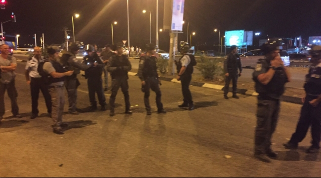 الناصرة: التجمع يطالب بالتحقيق في محاولة قتل إسراء عابد